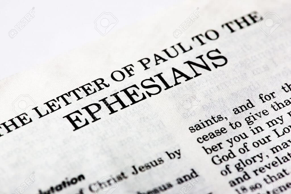 3818114-A-macro-detail-of-the-book-of-Ephesians-in-the-Christian-New-Testament-Stock-Photo