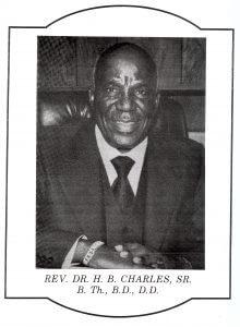 HB Charles, Sr
